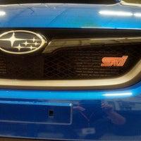 8/12/2013 tarihinde Tom E.ziyaretçi tarafından Mid City Subaru'de çekilen fotoğraf