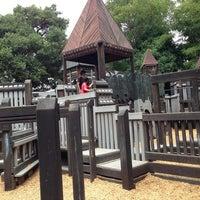 Photo taken at Frog Park by Gani P. on 7/27/2013