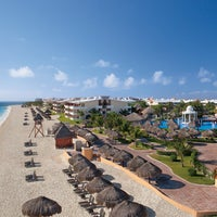 Photo taken at Now Sapphire Riviera Cancun by Now Sapphire Riviera Cancun on 7/27/2013