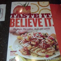 Photo taken at Applebee's Grill + Bar by Tisa F. on 1/27/2013