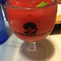 Photo taken at Los Reyes Mexican Restaurant by Shug A. on 8/18/2013