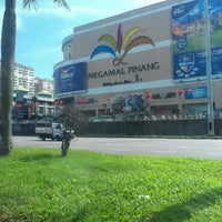 Photo taken at Megamall Pinang / Pacific Hyperstore by Muhammad Anas S. on 1/20/2013