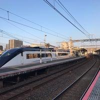 Photo taken at Senjuōhashi Station (KS05) by Kazuki K. on 4/23/2017