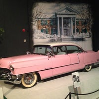 Photo taken at Elvis Presley Automobile Museum by Yury M. on 5/3/2013