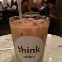 Photo taken at Think Coffee by Mary C. on 11/27/2012