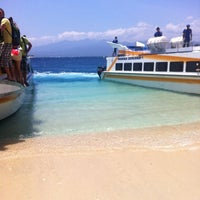 Photo taken at Gili Eco Villas by Ekaterina on 9/30/2013