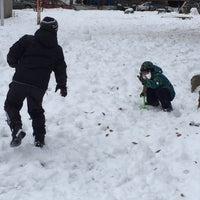 Photo taken at Детская площадка by Tatiana B. on 12/21/2014