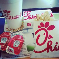 Photo taken at Chick-fil-A by Franklin A. on 9/15/2012