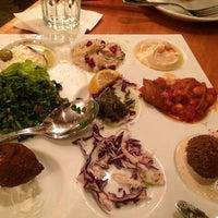 Photo taken at Lebanese Taverna by Yale G. on 3/10/2014
