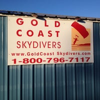 Photo taken at Gold Coast Skydivers by Christian Y. on 2/28/2014