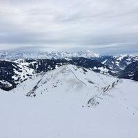 Das Foto wurde bei Schattberg Westgipfel 2096 m von Elena B. am 1/2/2015 aufgenommen