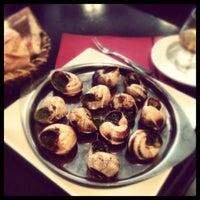 Photo taken at Le week-end café by Elena B. on 12/1/2013