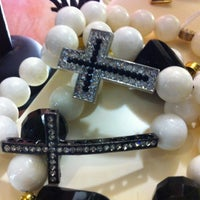 Photo taken at Ammos (Handmade Jewelry) by Rania P. on 9/13/2013
