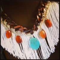 Photo taken at Ammos (Handmade Jewelry) by Rania P. on 7/28/2013