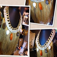 Photo taken at Ammos (Handmade Jewelry) by Rania P. on 7/30/2013