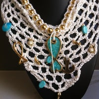 Photo taken at Ammos (Handmade Jewelry) by Rania P. on 7/29/2013