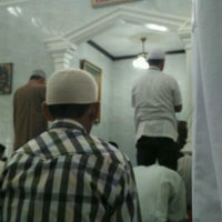 Photo taken at Masjid Baitul Jihad, Kemang Pratama 2 by Eko B U. on 12/2/2016
