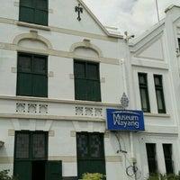 Photo taken at Museum Wayang by Eko B U. on 12/28/2016