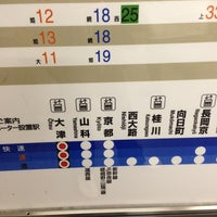 Photo taken at Ōtsu Station by じゅん じ. on 1/2/2013