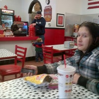 Photo taken at Firehouse Subs by Phun P. on 1/11/2014