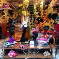 Photo taken at The Hat Shop by Mary Elise Chavez on 10/26/2013