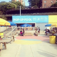 Brooklyn Bridge Park Pop Up Pool Now Closed Brooklyn Heights 13 Tips