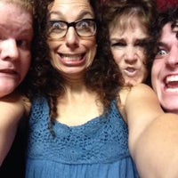 Photo taken at Unscrewed Theater by Hilary L. on 7/27/2014