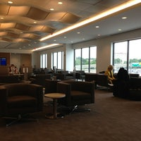 Photo taken at Delta Sky Club by Gene on 6/16/2013