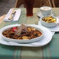 Photo taken at Hotel Rheinsberg am See by zןǝʍ ʇ. on 7/20/2014