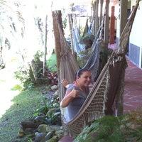 Photo taken at Pousada Gamboa Eco-refúgio by Anderson A. on 4/7/2014