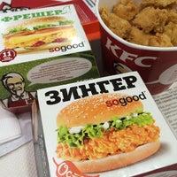 Photo taken at KFC by Сергей У. on 9/30/2014
