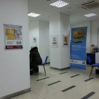 Снимок сделан в Банк Русский Стандарт пользователем Сергей У. 11/20/2012