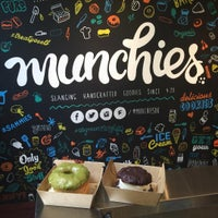 Photo taken at Munchies by Verena H. on 7/12/2015