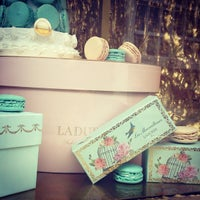 Photo taken at Ladurée by Ursie D. on 7/28/2013