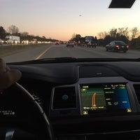 Photo taken at I-96 & I-69 by T J. on 10/18/2015