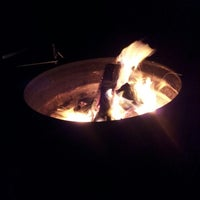 Photo taken at Haas Lake Campground by kay a. on 8/25/2013