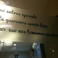 Photo taken at Almacen del Plata - Deli Gourmet by Vivi M. on 11/9/2015