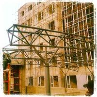 Photo taken at Uchumi Supermarket, Simba Hotel & Mall Construction Site by Okonji K. on 5/14/2013