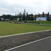 Photo taken at Institut Pemerintahan Dalam Negeri (IPDN) by Jumi M. on 1/23/2014