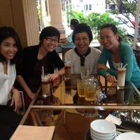 Photo taken at Bali Hotel & Restaurant by Zennie T. on 10/4/2013