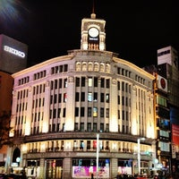 Photo taken at Ginza by Kreetha S. on 11/25/2012