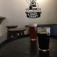 Снимок сделан в Crazy Craft Beer Shop пользователем Ekaterina 7/8/2017