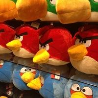Снимок сделан в Angry Birds Activity Park пользователем Ekaterina 4/24/2015