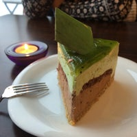 Photo taken at Caffe Violet by Linh H. on 1/8/2015