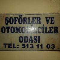 Photo taken at Gemlik Şoförler ve Otomobilciler Odası by Emir K. on 5/14/2014