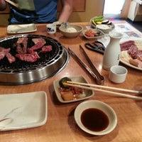 Photo taken at Yaki Niku BBQ by Vicky D. on 8/1/2013