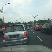 Photo taken at Jalan Syed Putra by Tan C. on 4/21/2014