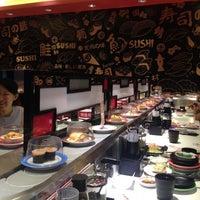 Photo taken at Daiwo sushi by Meriem♌️ N. on 4/17/2014