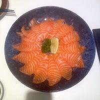 Photo taken at Daiwo sushi by Meriem♌️ N. on 4/22/2014