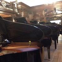 Photo taken at Yamaha Music London by Kelly C. on 12/22/2014